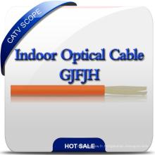 Câble optique de haute qualité de FTTH Gjfjh