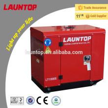 LT11000S In stock 10kva 4-stroke hot sale gasoline generator