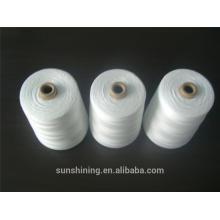 Fil de fermeture du sac en polyester de haute qualité 10S / 4