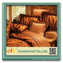 polyester bed sheet/bed comforters/bedspreads chenille