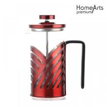 Vendita calda Red Coating Coffee and Tea French Press