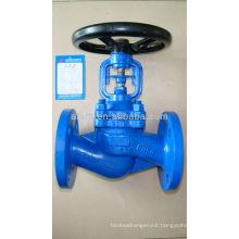 steam bellow sealed stop valves
