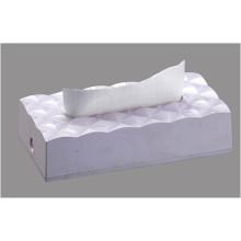 White Decorative Fancy Public Car Wholesale Wall Mounted Plastic Facial Tissue Box