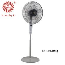 Ventilateurs électriques de plancher de 16 pouces pour ménage avec moteur solide