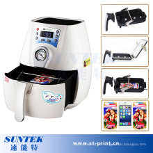 Especial da máquina da imprensa de transferência térmica do vácuo 3D para o caso do telefone