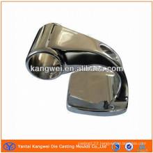 zinc die casting part with plate surface treatment