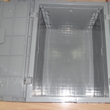 High quality Stackable Plastic nest container for storage