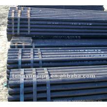 ASTM A106 GR B Nahtloses Rohr