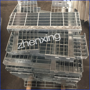 Tangga Treads Steel Grating