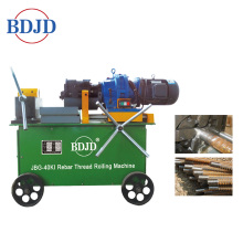 Rebar Thread Rolling Machine untuk Rod Steel