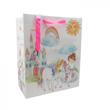 UNICORN PAPER  GIFTBAG 2-3