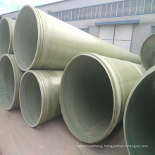 ISO Surface Treatment and Sea Water, Sewage Water, Potable Water Application FRP/GRP pipe