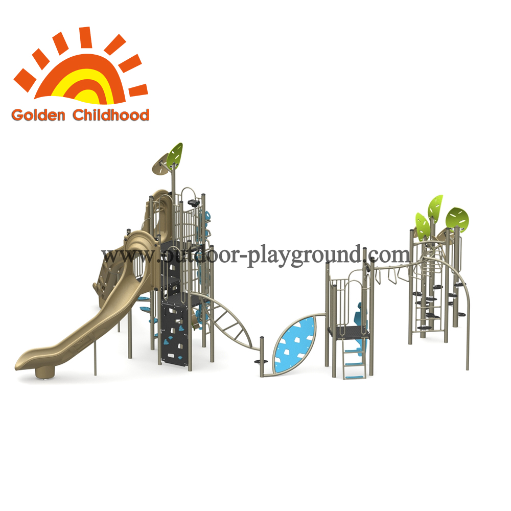Exercise Fit Facility Playground For Children