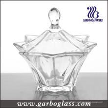 Clear Candy Jar en verre (GB1832BJX)