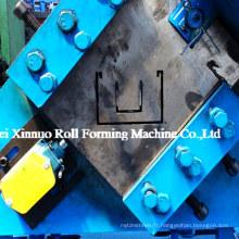 Système de cloison sèche stud piste rollformer cu rouleau formant la machine en acier métal stud gypse cd ud profil faisant la machine