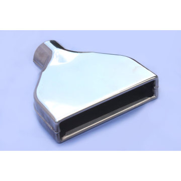 Rectangular Outlet Exhaust Tip de rendimiento
