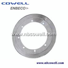 Lámina de recorte de calidad superior de neumático de caucho