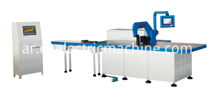 Bending Machine with Computer