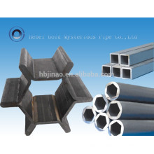 special shape pipe and cold drawn steel tubes