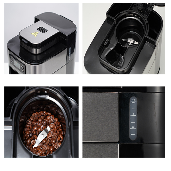 Grind and Brew 2 in 1 Coffee Maker