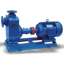 Self-Priming Non Clogging Sewage Centrifugal Irrigation Water Pump