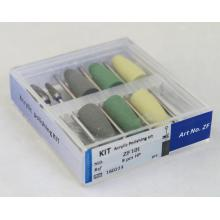 Dental Acryl Polieren Burs Kit