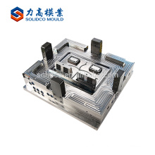 Gold Supplier China Export Lcd Tv Case Plastic Mould High Quality Tv Set Injection Mould