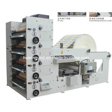 Machine d'impression de tasse de papier, papier couché PE