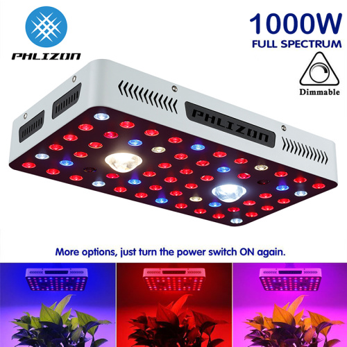 1000W Cree COB Grow Light Phlizon