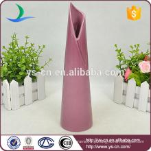 Vaso de cerâmica moderna para a decoração do hotel