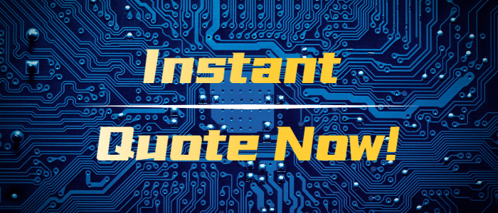 Get Your Instant Quote Now!