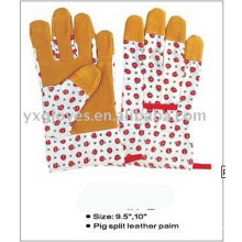 Перчатка Сада-Цветочная Ткань Перчатки-Защитные Перчатки-Недорогие Перчатки Труда Перчатки Перчатки Работы