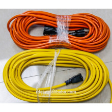 Taille de fil de câble de HHN THWN AWG 8 10 12 14 16 Câble électrique de bâtiment de cuivre / PVC / nylon UL