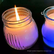 100% nature soy wax scented candles