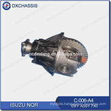 Genuine NQR 700P Differential Assy 7:43 C-006-A4