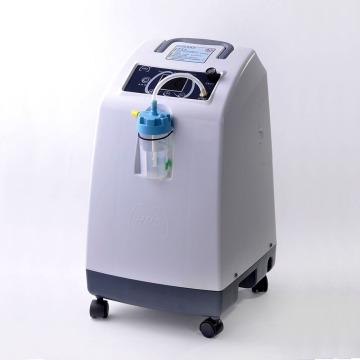 Petit concentrateur d'oxygène médical 5L portable