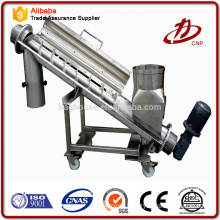 Professional Manufacturer Large Angle Long Distance Powder Belt Conveyor