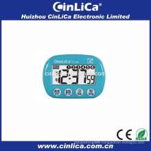 blue 20 lap timer digital clock electronic shower timer CT-660