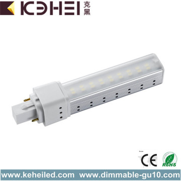Tubo de repuesto LED PL de 10W G24 2 pines