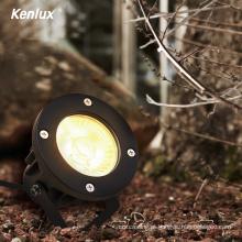 12W luz led para móveis de jardim luz led