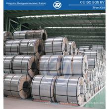 Bobina de aço de 1200 mm de largura PPGI