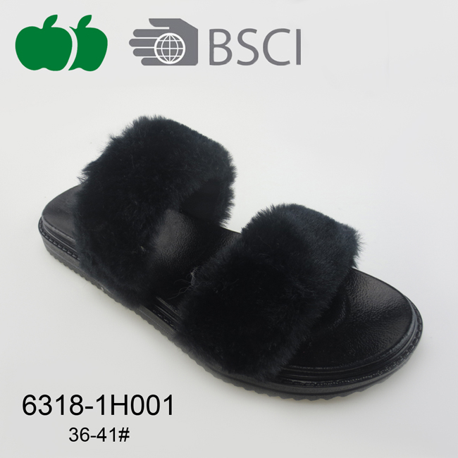fashion soft slipper