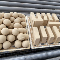 Rolling Type High Alumina Ceramic Schleifkugel