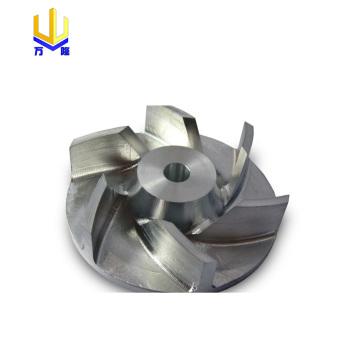 Pièces de turbine de pompe à eau en acier inoxydable