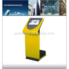 Boîtier d'écran tactile, bouton tactile d'ascenseur