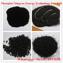 Carvão activado com coluna CTC60 para máscara de gás