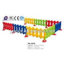 JQ3029 Hotsale preschool outdoor cheap plastic fence pool