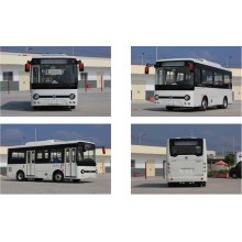 dongfeng 6m length electric city bus