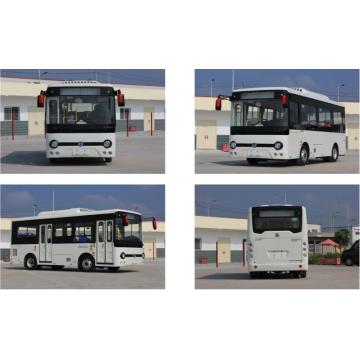 Dongfeng autobús urbano eléctrico de 6 m de longitud