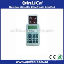 Papeterie réglable en poche magnétique super-mince calculatrice composants CA-88